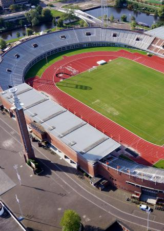 Olympisch Stadion home